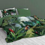 Een perfect opgemaakt bed
